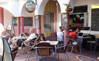 Property for Sale: Prime Location! Bar for Sale on the Main Square in Benalmadena, Costa del Sol, Spain!
