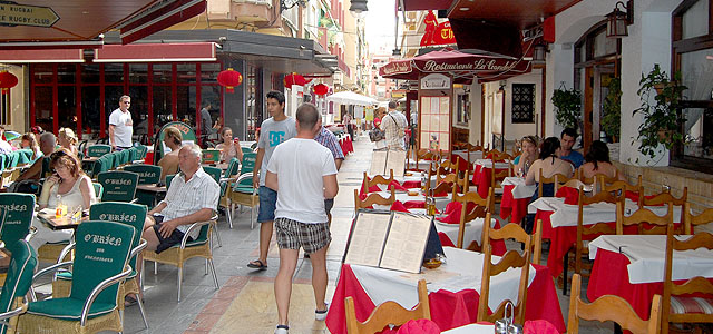 Businesses for Sale in Fuengirola on the Costa del Sol, Spain.