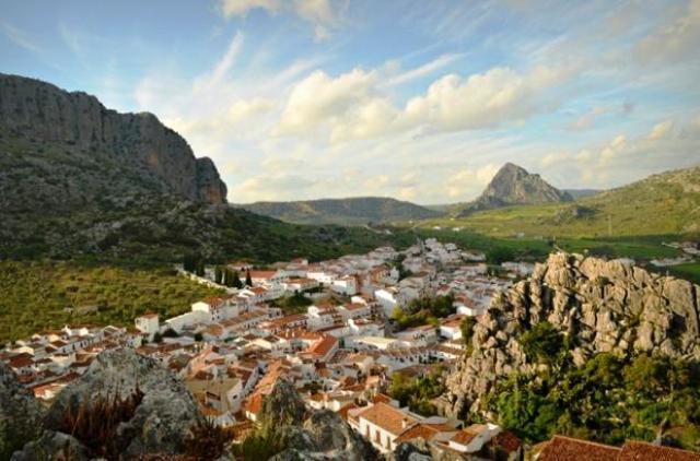 White Village of Montejaque