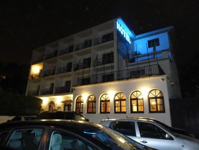 Hotel & Car Park