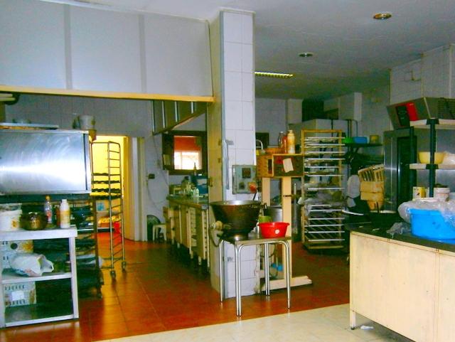 Baking Area
